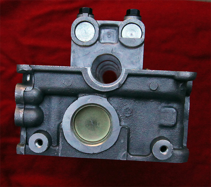 2013 Mazda Mazda2 Head Gasket: Hilix International / UQuality